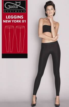 Gatta legginsy NEW YORK 01